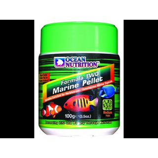Ocean Nutrition Formula Two Marine Pellets Small 100gr